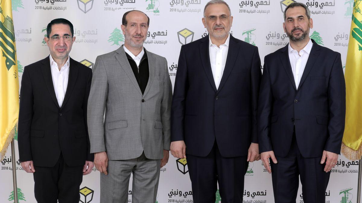 النائب الحاج حسن يعلن  دعمه لخطوة الحكومة تعليق دفع مستحقات اليوروبوند