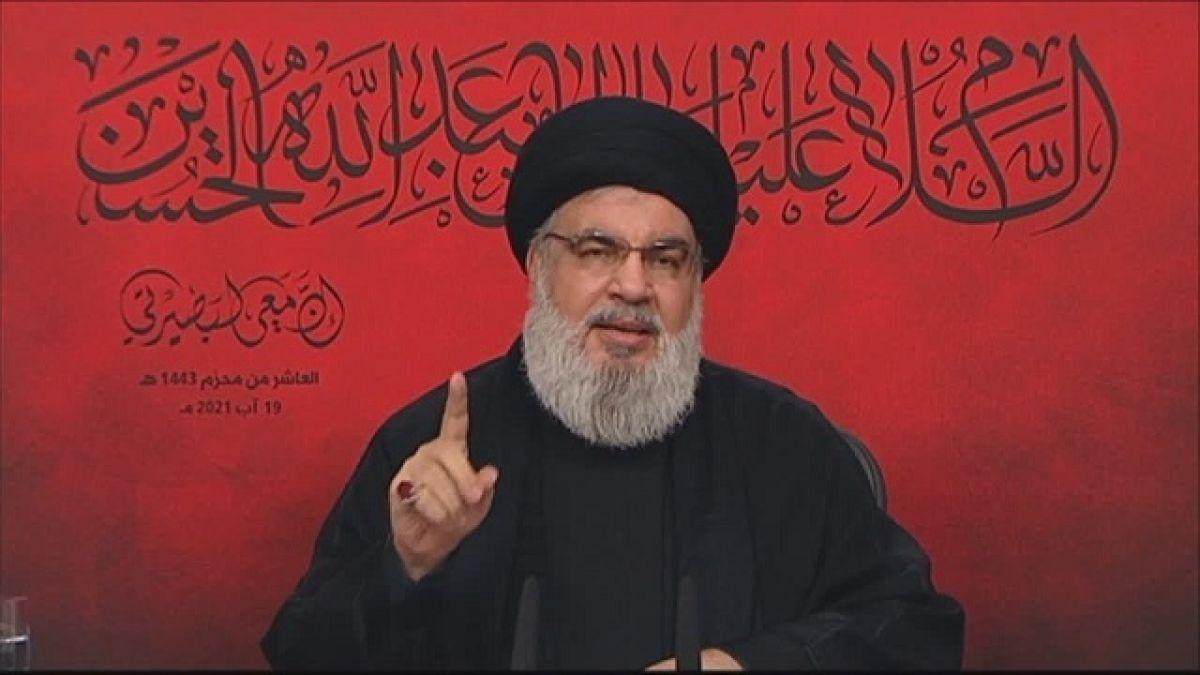 كلمة الأمين العام لحزب الله السيد حسن نصرالله في العاشر من محرم 1443 هـ 19-8-2021