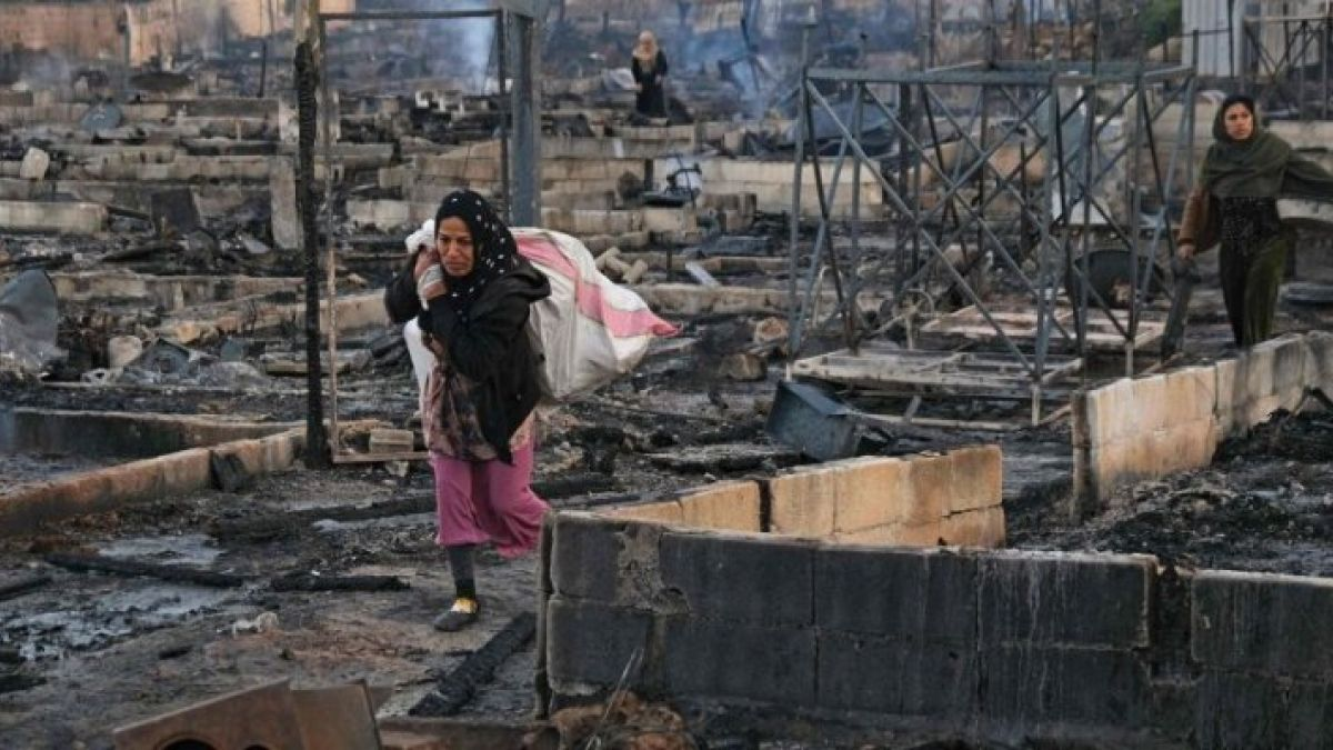 بيان العلاقات الإعلامية في حزب الله حول خيم النازحين السوريين في بلدة بحنين – المنية 28-12-2020