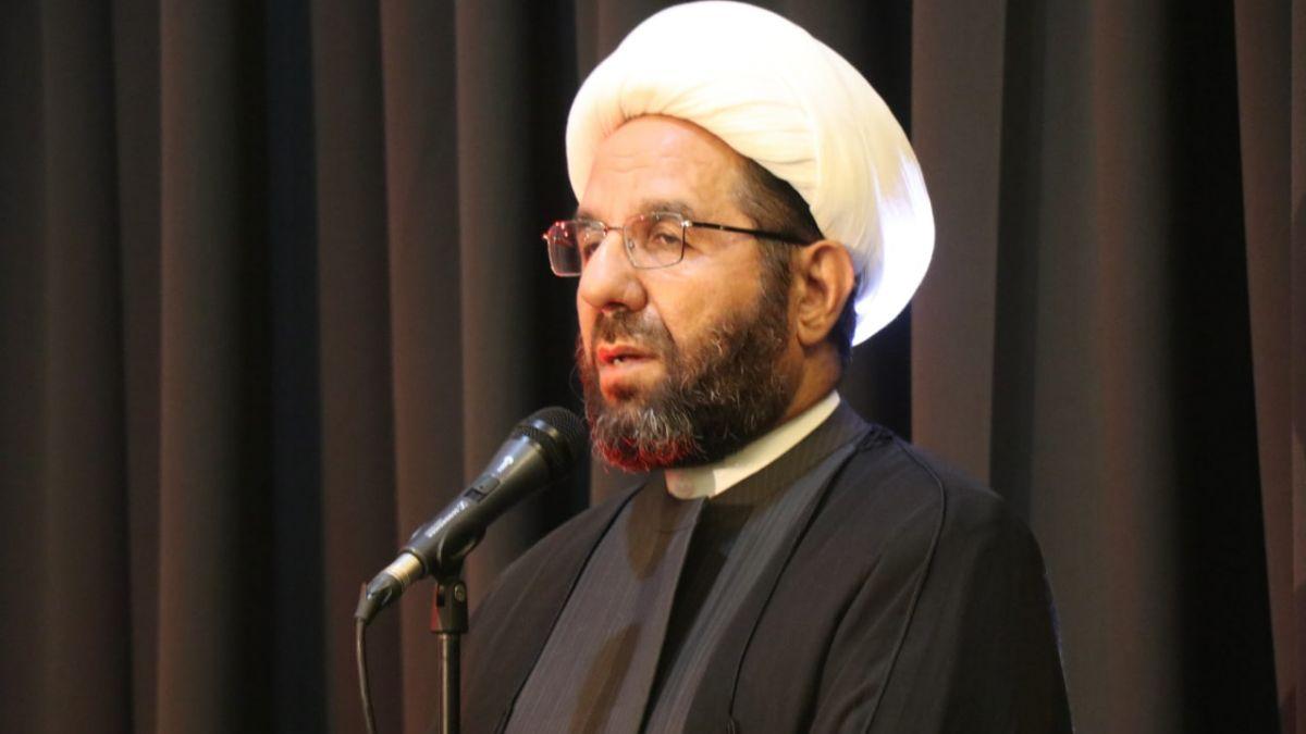 كلمة الشيخ علي دعموش خلال المجلس العاشورائي في بنت جبيل 14-8-2021