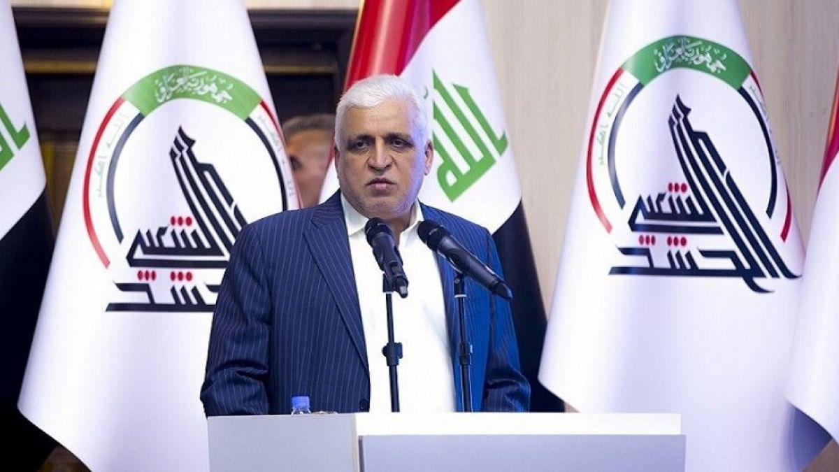 بيان حزب الله تعليقاً على إقدام وزارة الخزانة الأميركية بفرض عقوبات على رئيس هيئة الحشد الشعبي العراقي السيد فالح الفياض 9-1-2021