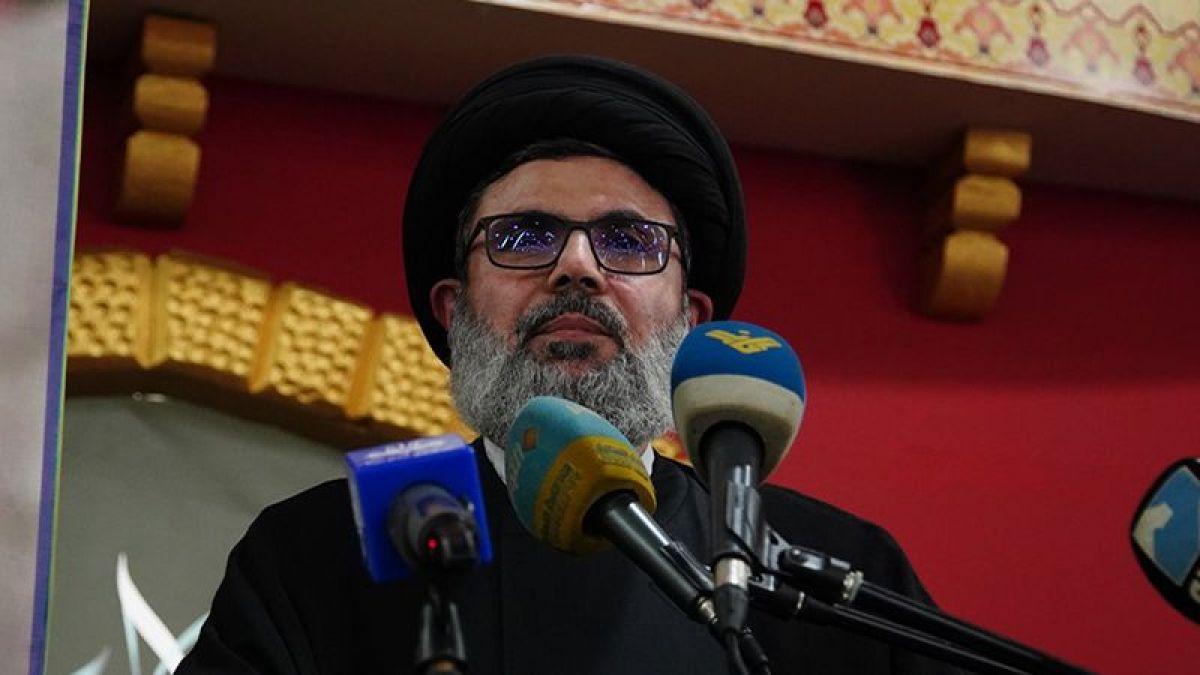 كلمة رئيس المجلس التنفيذي في حزب الله سماحة السيد هاشم صفي الدين في تشييع شهداء الغدر القواتي الذين سقطوا في منطقة الطيونة أمس  15-10-2021