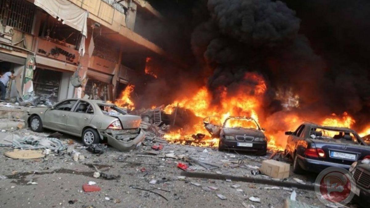 بيان حزب الله حول التفجير الارهابي المزدوج في بغداد 21-1-2021