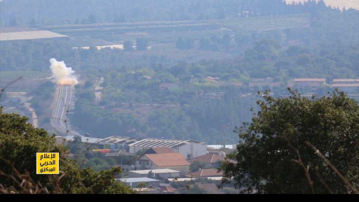 بالفيديو: المقاومة الإسلامية تدمر آلية عسكرية إسرائيلية في مستعمرة افيفيم 2-9-2019
