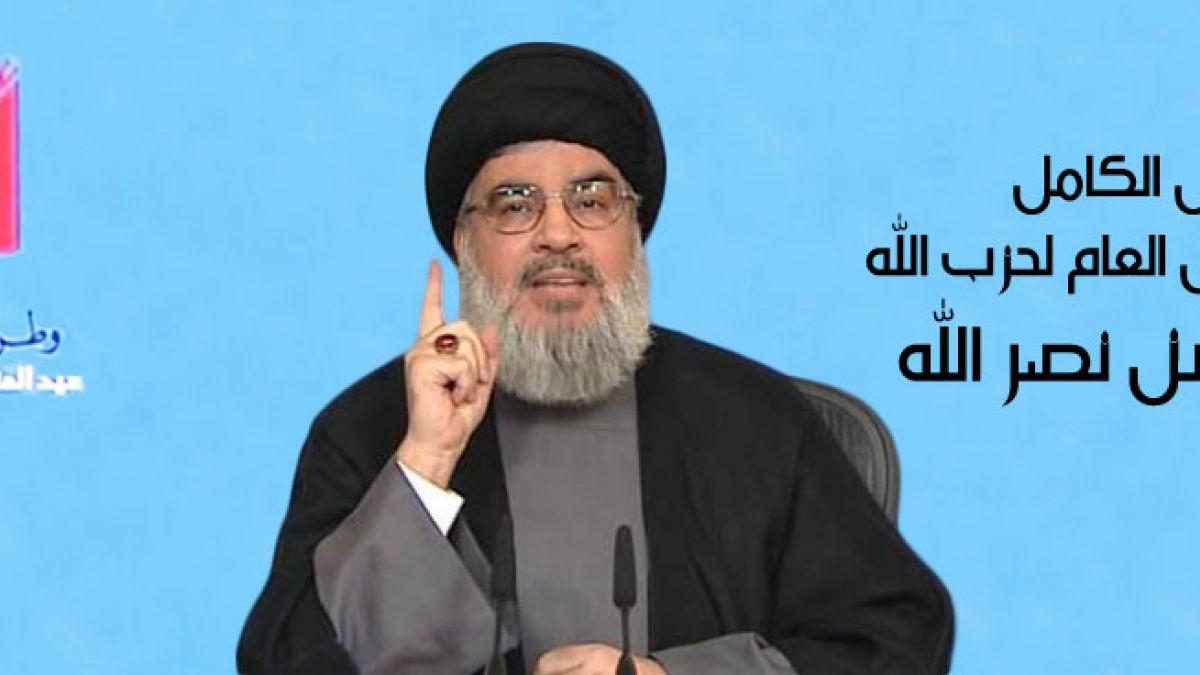 كلمة السيد نصر الله في عيد المقاومة والتحرير 25-5-2014