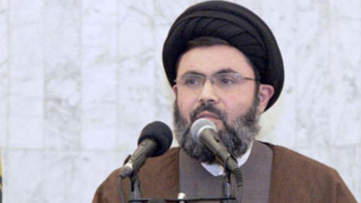 كلمة سماحة السيد هاشم صفي الدين في بلدة عيناثا 7-9-2014