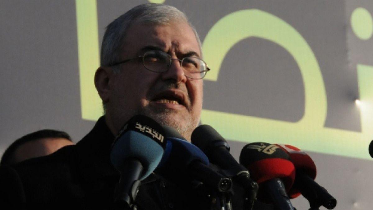 كلمة النائب محمد رعد في بلدة أنصارية 10-9-2014