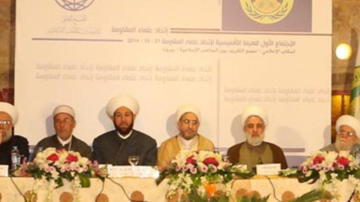 كلمة الشيخ نعيم قاسم في مؤتمر علماء المقاومة 21-10-2014
