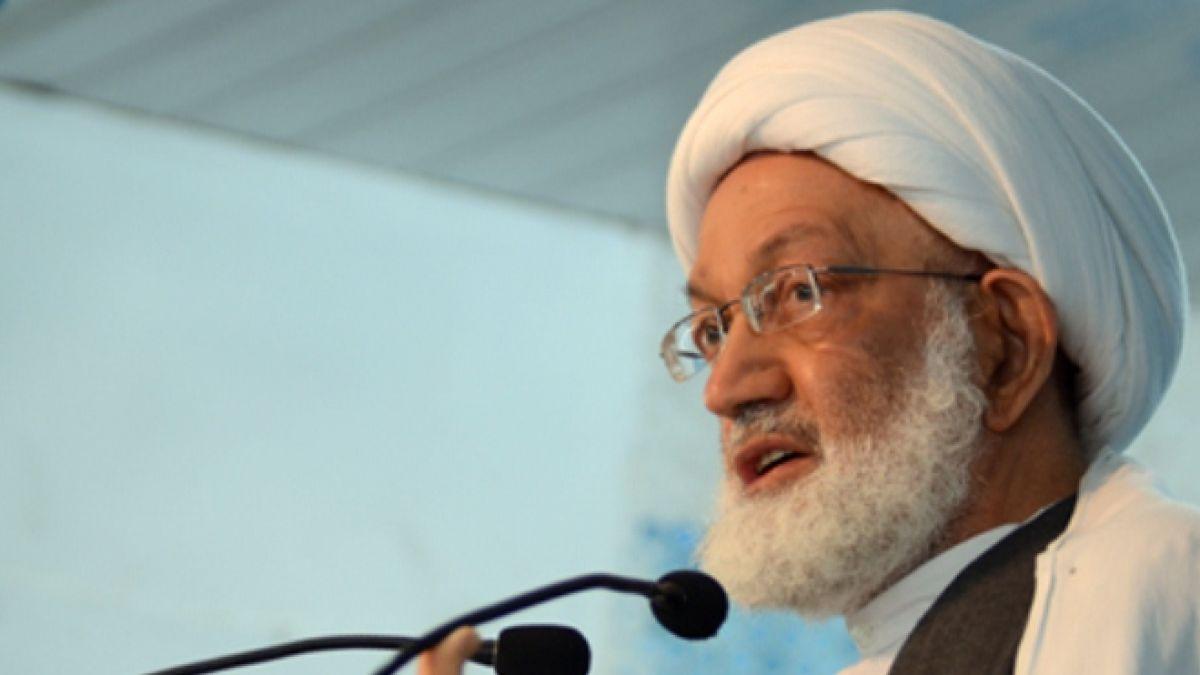 بيان حول اعتداء السلطات البحرينية على منزل الشيخ عيسى قاسم 25-11-2014