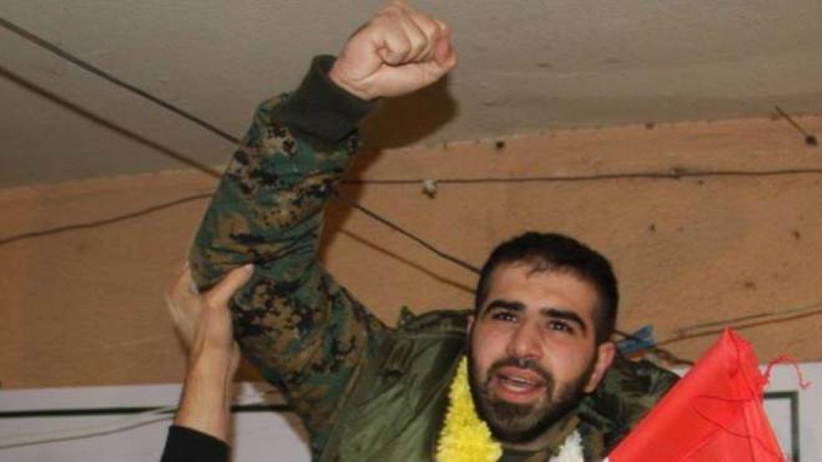 بيان  حول تحرير الأسير عماد عياد من المسلحين 25-11-2014