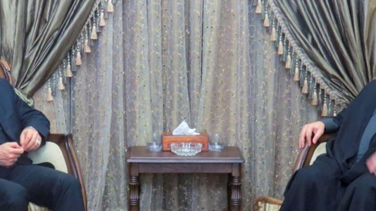 السيد حسن نصر الله استقبل لاريجاني 23-12-2014
