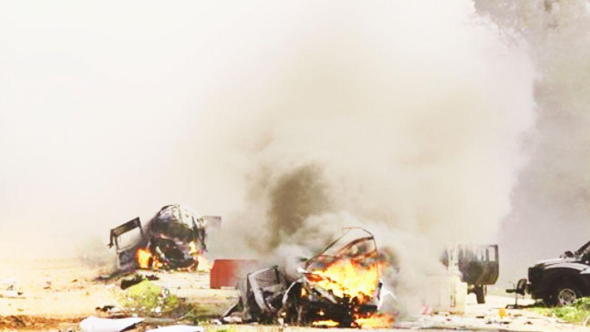 بيان المقاومة الإٍسلامية رقم 1 حول عملية مزارع شبعا 28-1-2015