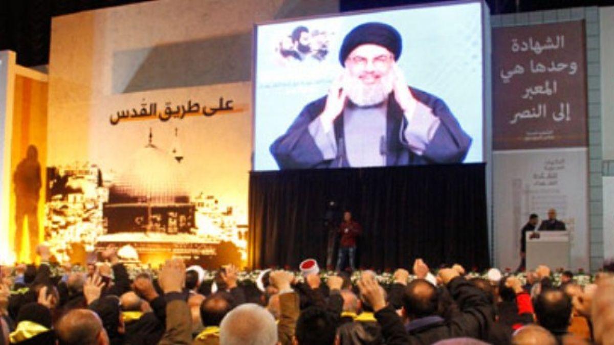 كلمة السيد حسن نصر الله في ذكرى القادة الشهداء 16-2-2015