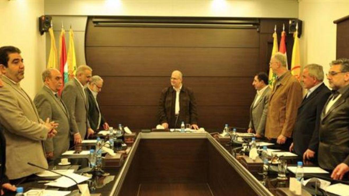 بيان كتلة الوفاء للمقاومة خلال اجتماعها الدوري 16-2-2015