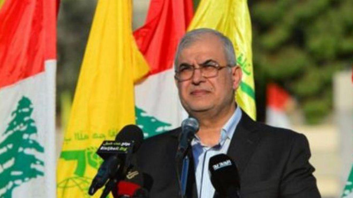 كلمة النائب محمد رعد في بلدة جباع 22-5-2015