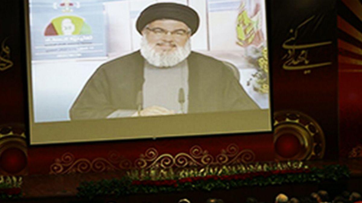 الشق السياسي من كلمة  السيد نصر الله في احتفال كشافة الإمام المهدي(ع)  5-6-2015