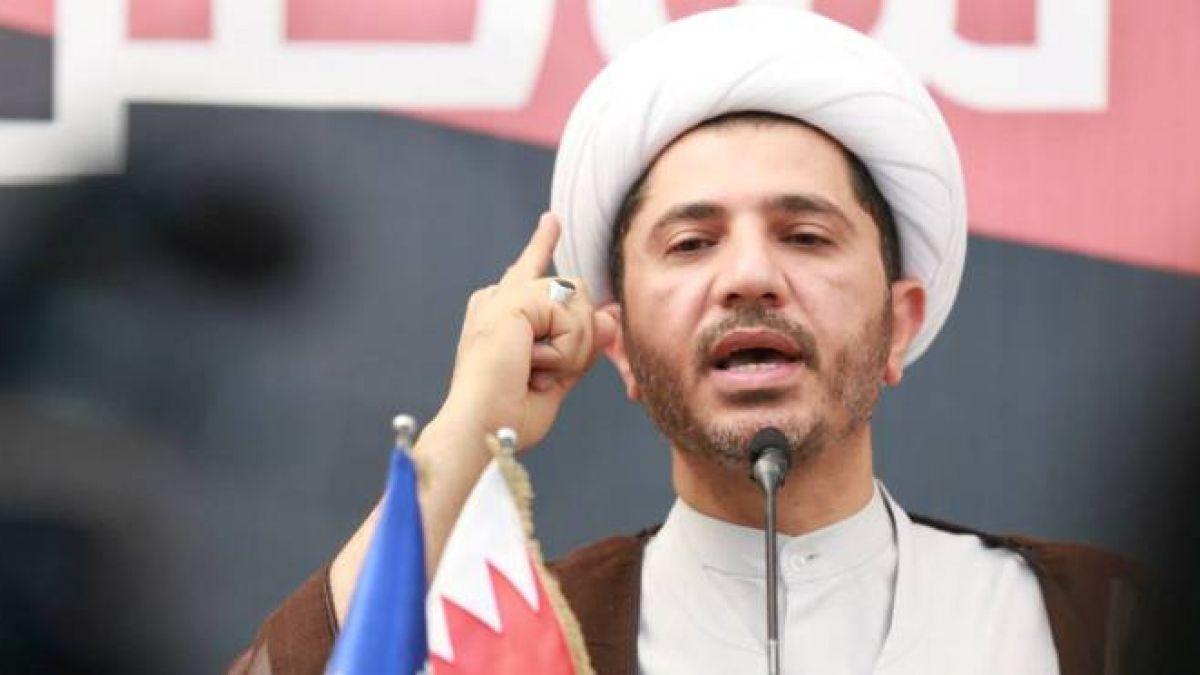 بيان حول الحكم السياسي الذي أصدرته السلطات البحرينية على الشيخ علي سلمان 16-6-2015
