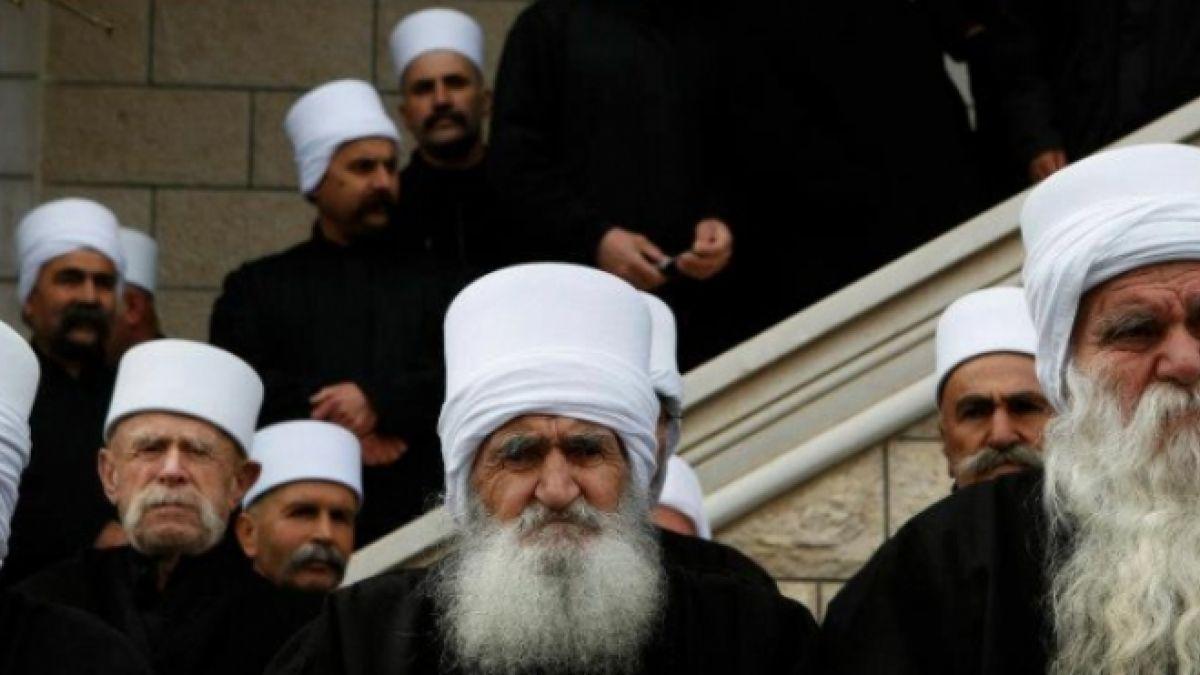 بيان حول الجريمة التي ارتكبتها جبهة النصرة بحق الموحدين الدروز 6-11-2015