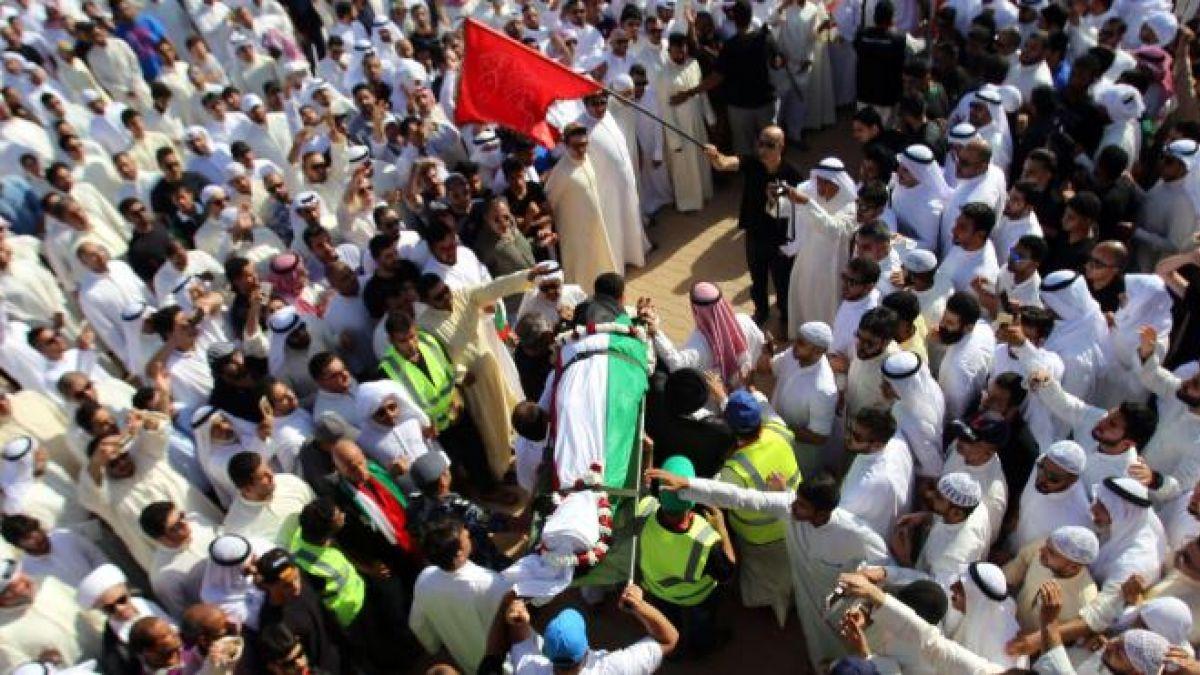 بيان حول التفجير الإرهابي في مسجد الامام الصادق في الكويت 26-6-2015
