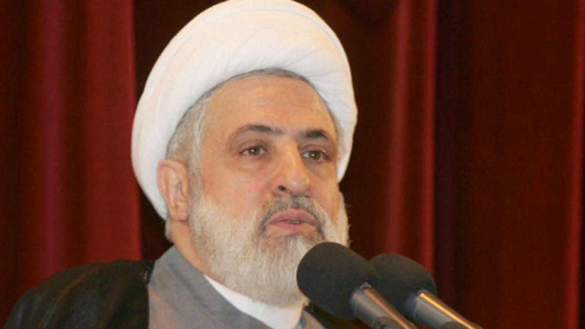 كلمة الشيخ نعيم قاسم خلال مؤتمر في طهران 15-8-2015