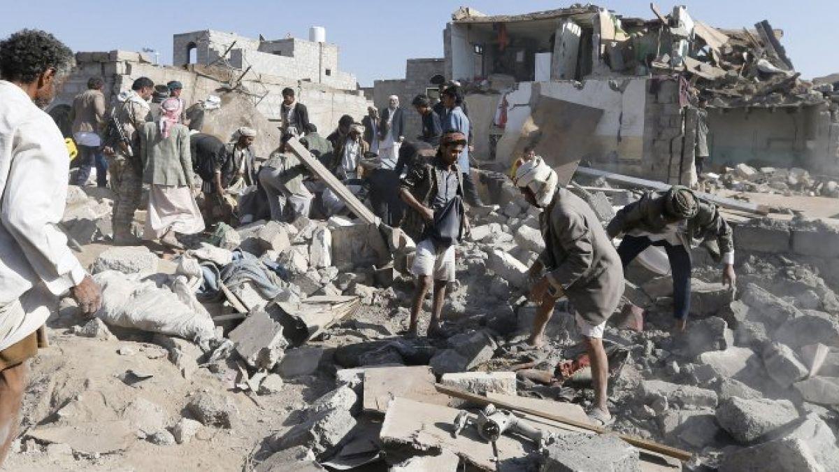 بيان حزب الله حول تدمير منشآت اليمن 8-9-2015