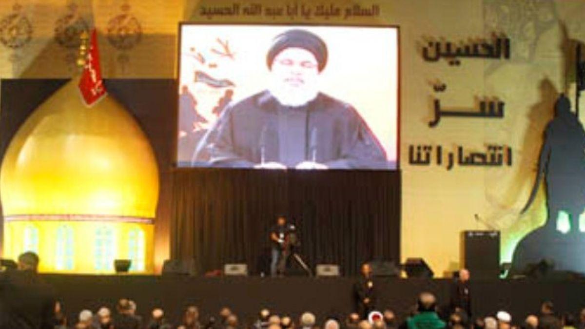كلمة السيد نصرالله في الليلة الاولى من محرم 14-10-2015