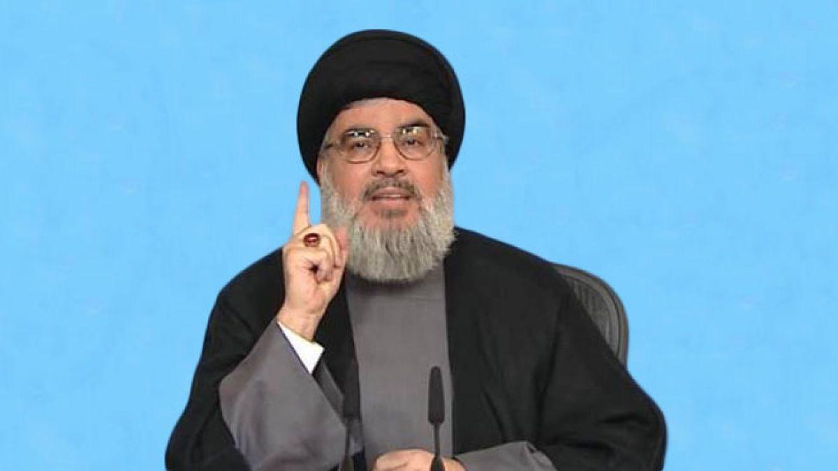 الكلمة المتلفزة للسيد حسن نصر الله مساء السبت 14-11-2015