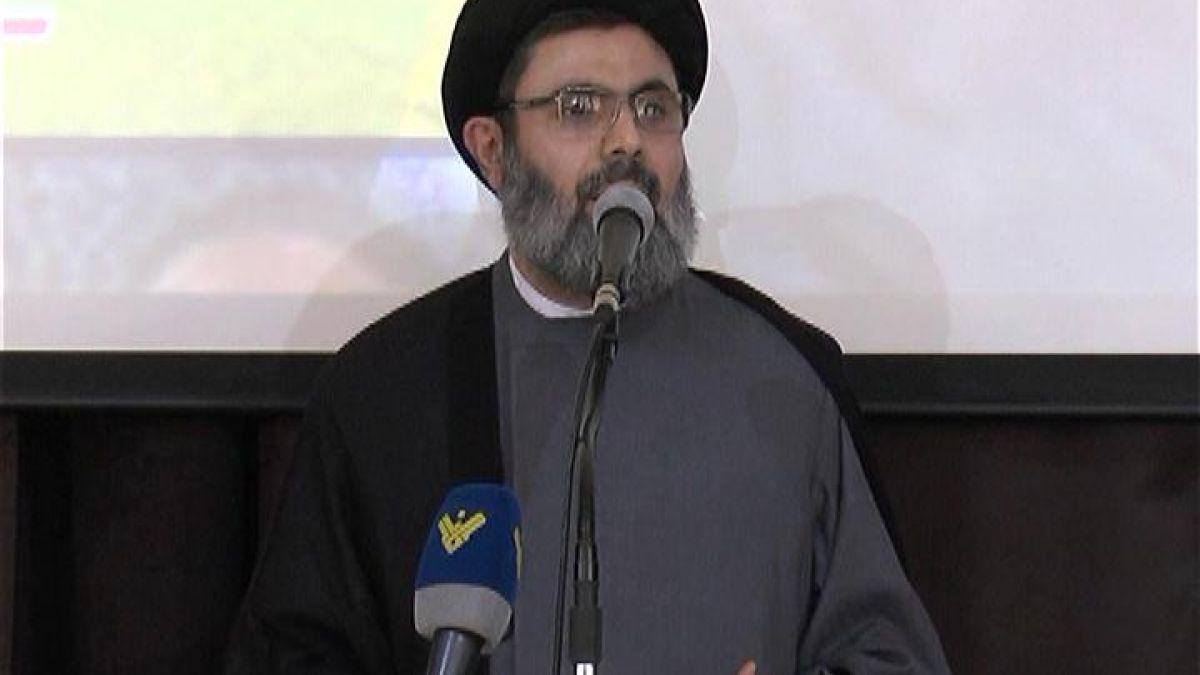 كلمة السيد هاشم صفي الدين في مجدل سلم 22-11-2015