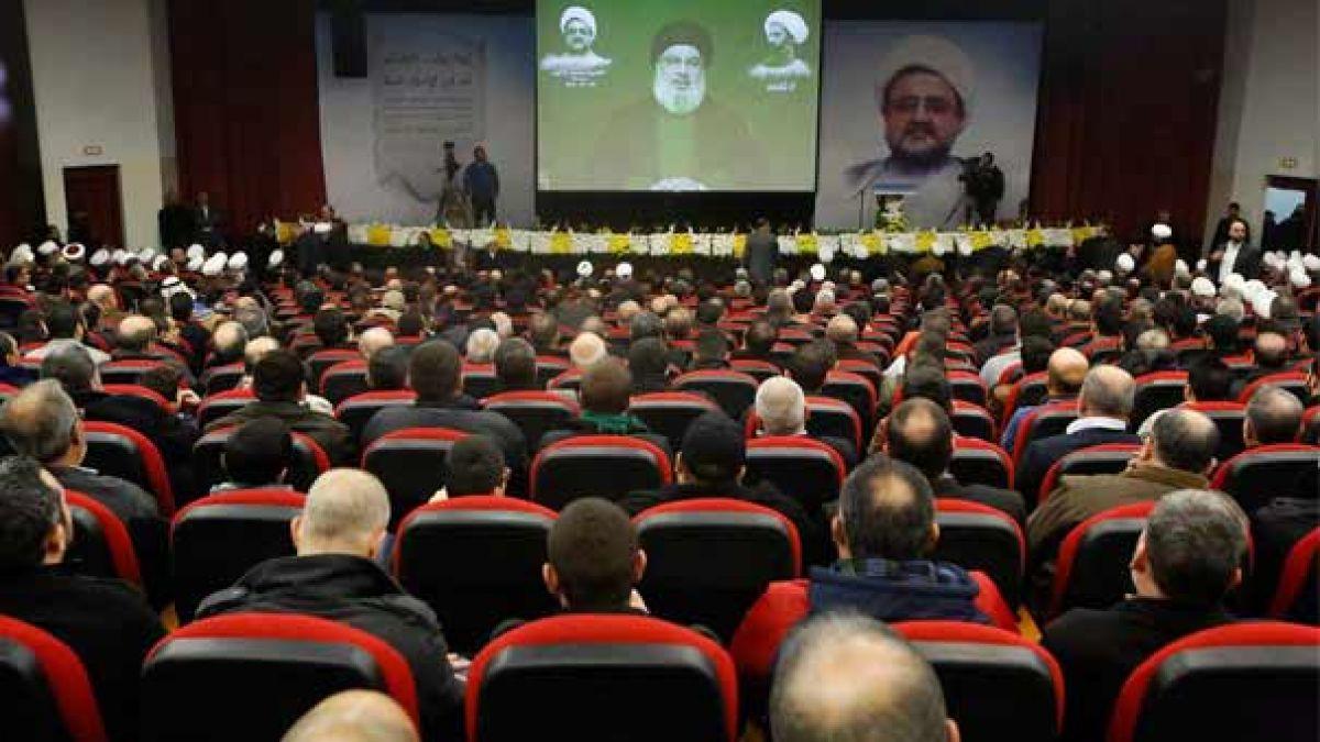 كلمة السيد في الحفل التأبيني للعالم الشيخ محمد خاتون 3-1-2016