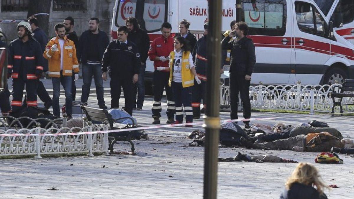 بيان حول التفجيرات التي شهدتها اسطنبول وبغداد12-1-2016