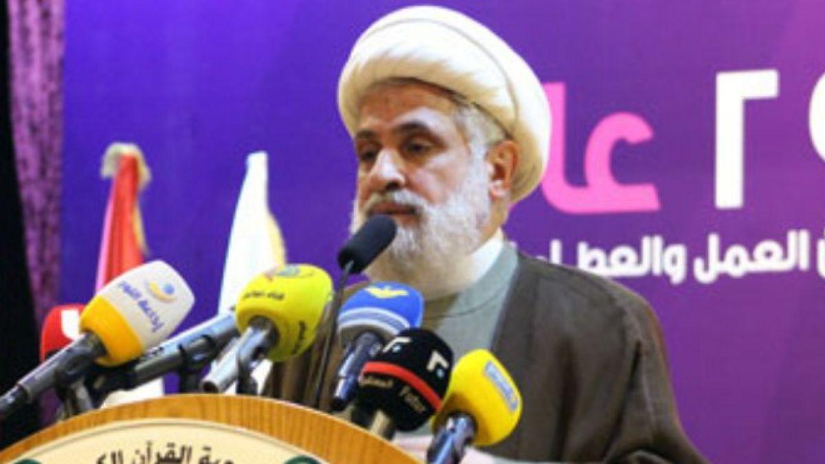كلمة الشيخ نعيم قاسم خلال احتفال في منطقة الغبيري 25-3-2016