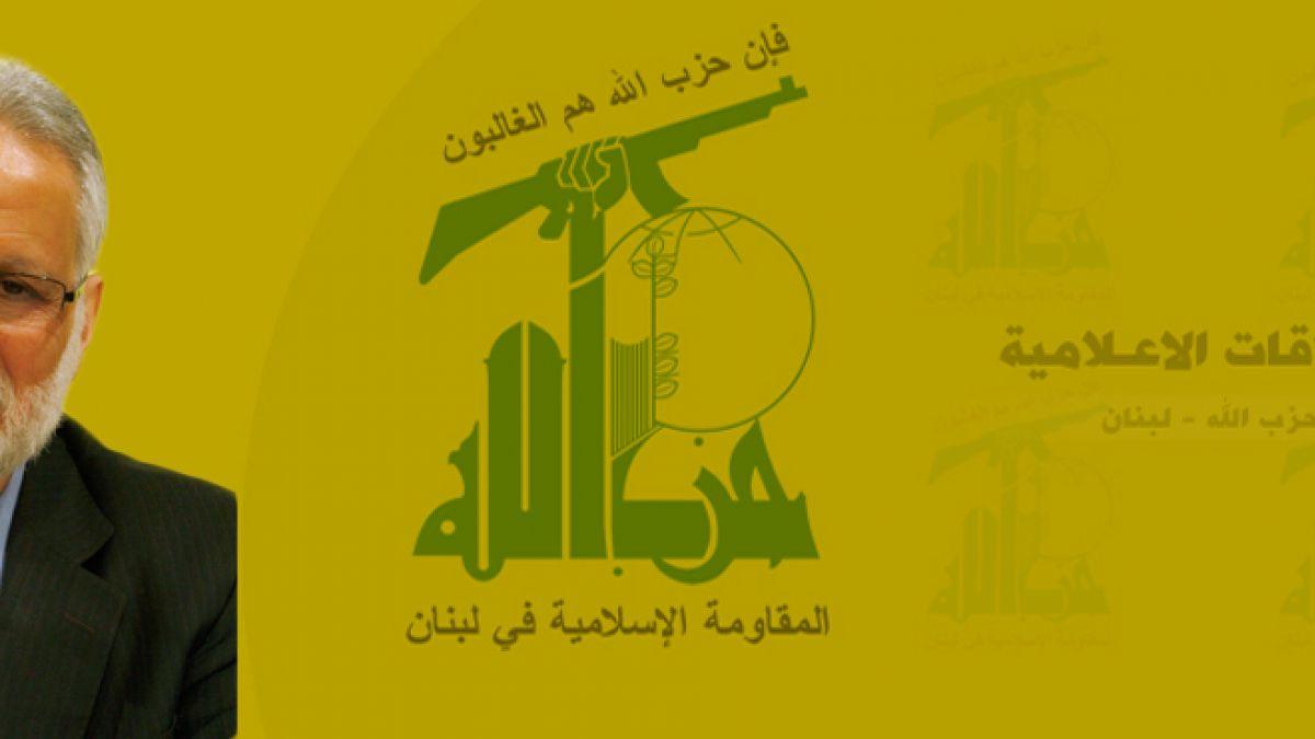 تصريح رئيس تكتل نواب بعلبك النائب حسين الموسوي 6-4-2016