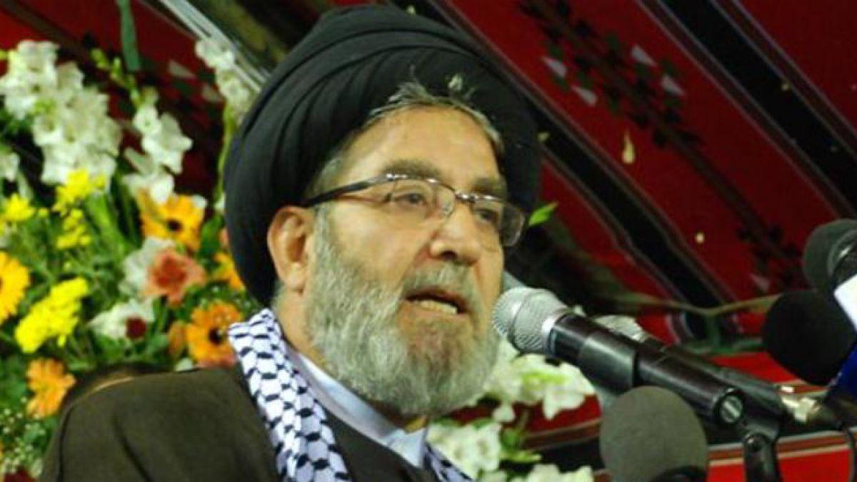 لقاء السيد ابراهيم السيد وفداً من جمعية الصداقة الفلسطينية الإيرانية