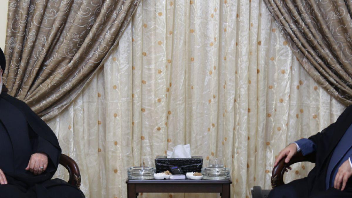 السيد نصرالله استقبل معاون الرئيس الايراني 26-4-2016