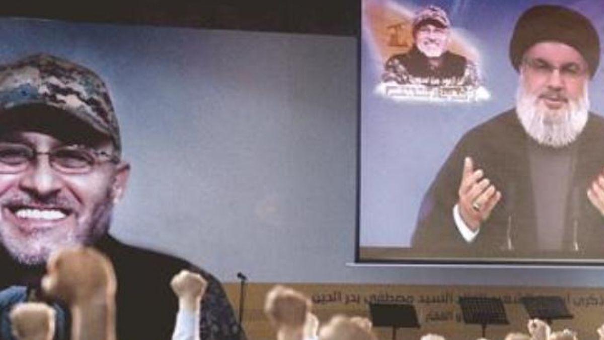 كلمة السيد نصرالله في ذكرى أربعين القائد  مصطفى بدر الدين 24-6-2016