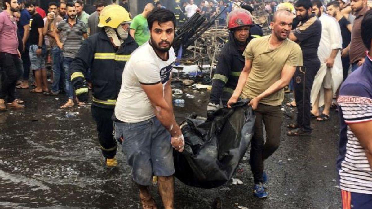 بيان حول التفجيرات الإرهابية في حي الكرادة في بغداد 3-7-2016