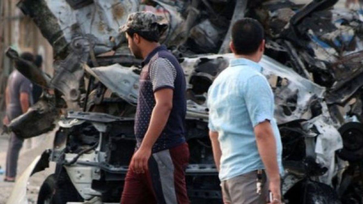 بيان حول التفجير في مدينة الحلة العراقية 24-11-2016
