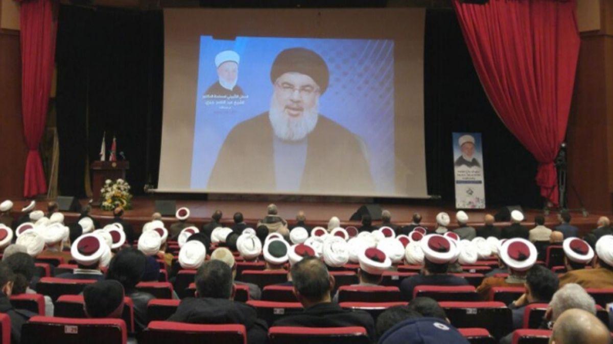 كلمة السيد حسن نصر الله في تأبين الشيخ عبد الناصر جبري 27-12-2016