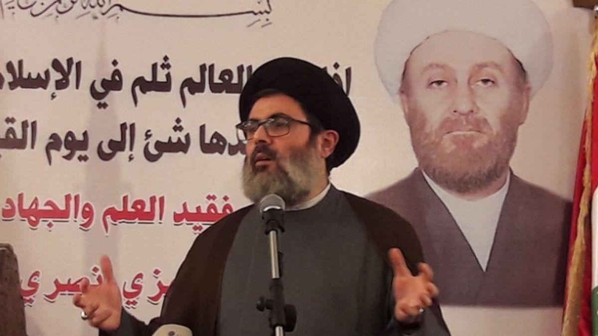 كلمة السيد هاشم صفي الدين في احتفال تأبيني 25-11-2016