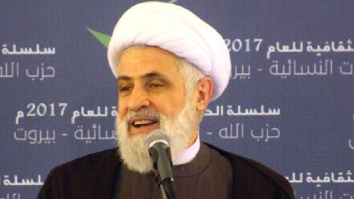 كلمة الشيخ نعيم قاسم في مجتمع المجتبى 14-1-2017