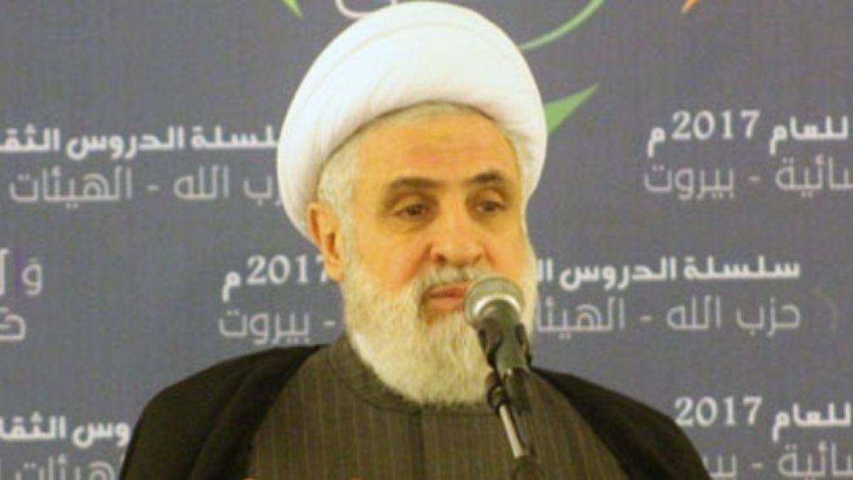 كلمة الشيخ نعيم قاسم في مجمع المجتبى 18-2-2017