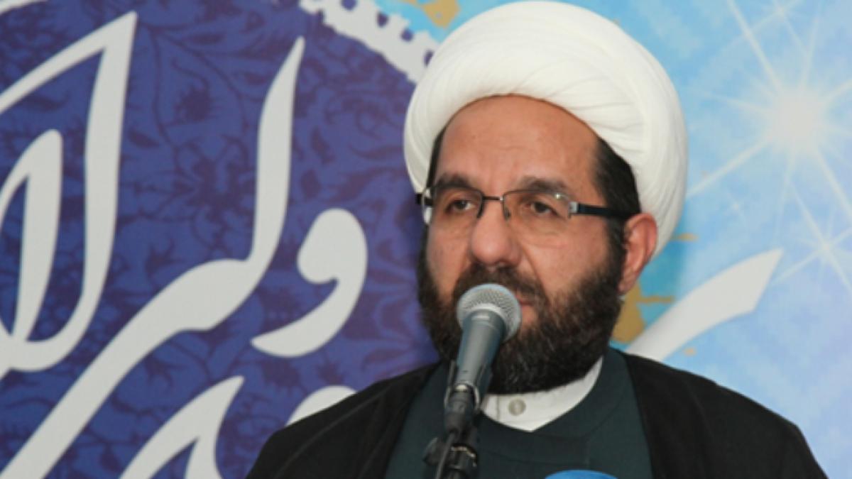كلمة الشيخ علي دعموشي بذكرى مولد الإمام علي 13-4-2017