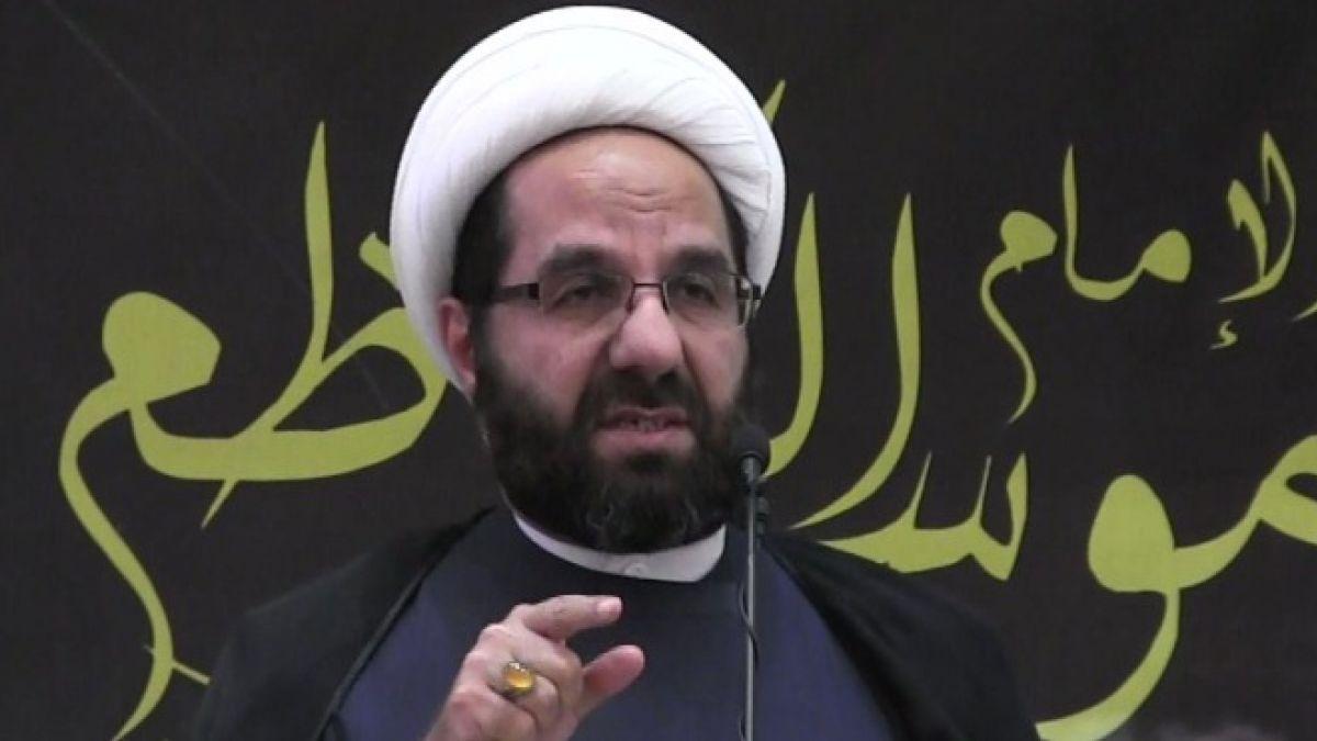 كلمة الشيخ علي دعموش في خطبة الجمعة 21-4-2017