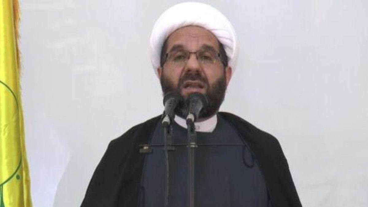 كلمة الشيخ علي دعموش في مدينة صور 23-4-2017