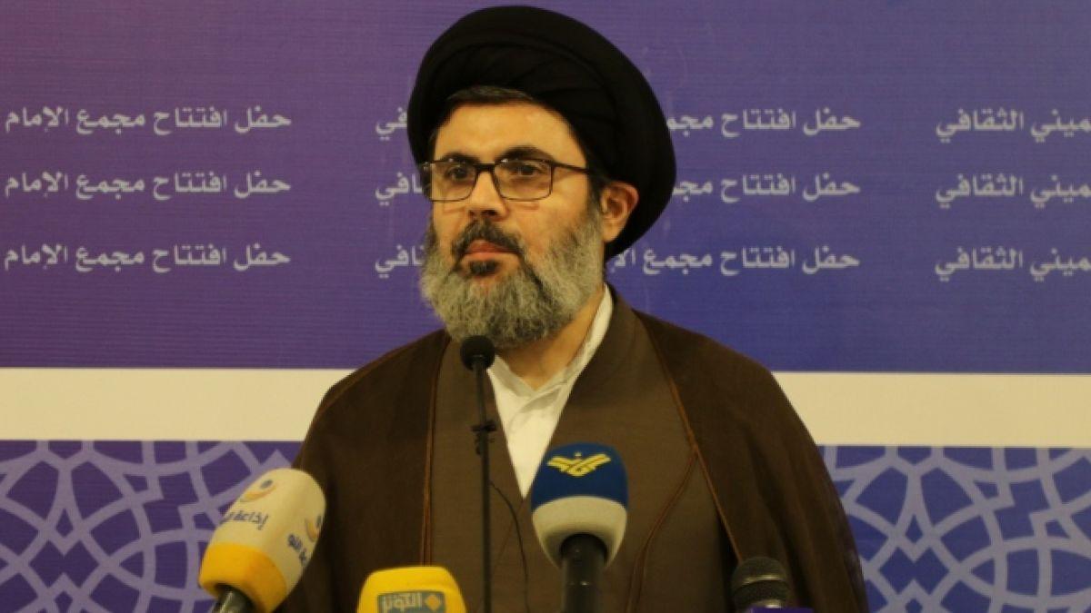 كلمة السيد هاشم صفي الدين في تحويطة الغدير 28-4-2017