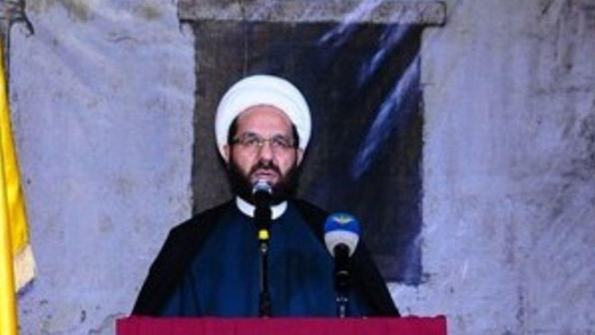 كلمة الشيخ علي دعموش في بلدة عيتيت 8-5-2017