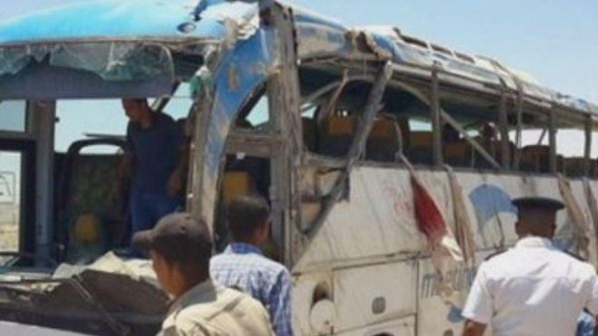 بيان حزب الله حول جريمة الاعتداء على حافلة في جنوب مصر 26-5-2017