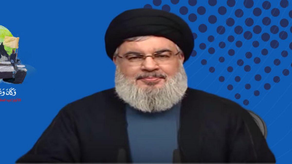 كلمة السيد حسن نصر الله  في احتفال عيد المقاومة والتحرير 25-5-2017