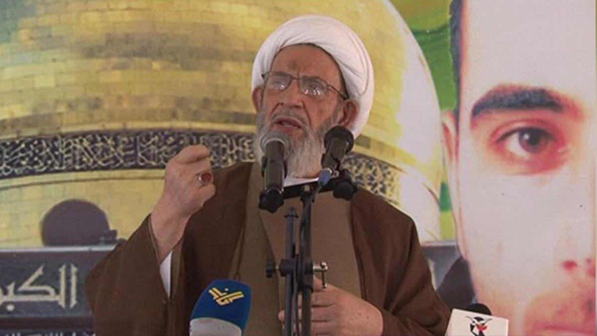 كلمة الشيخ محمد يزبك في بلدة السعيدة البقاعية 29-5-2017