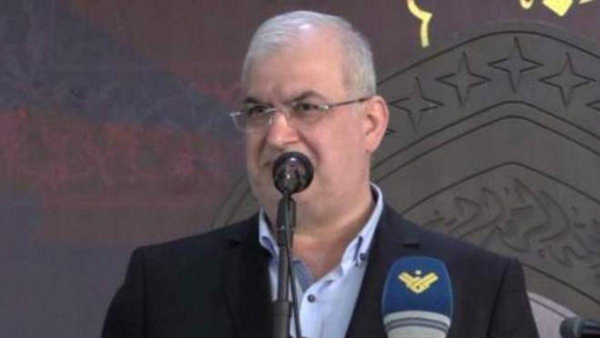 كلمة النائب محمد رعد في بلدة عربصاليم 10-6-2017